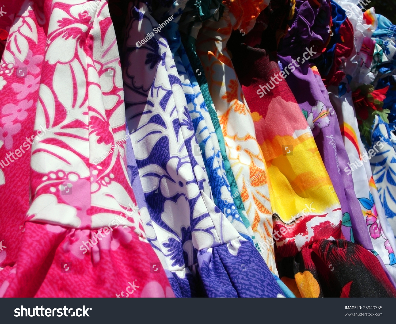Girls Hawaiian Dresses