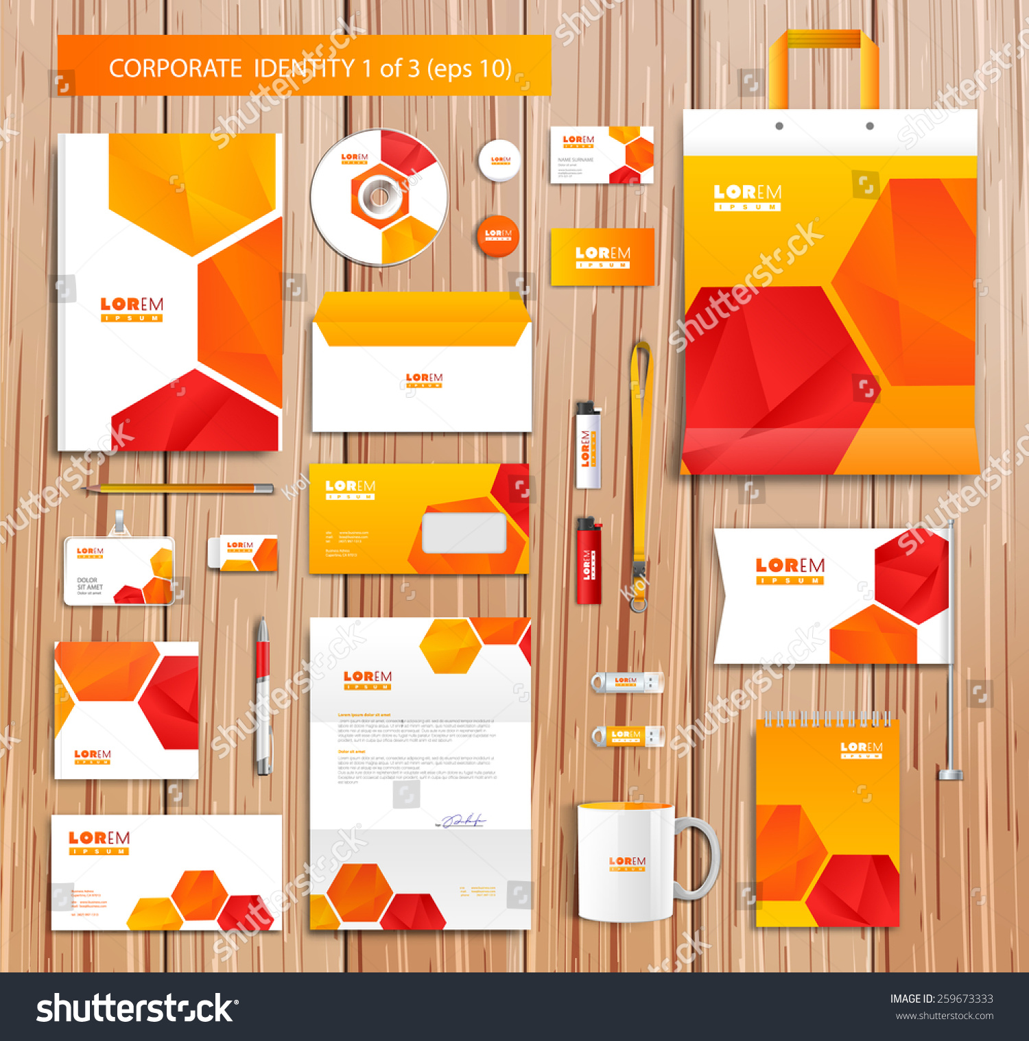 Comfortable 1 Page Brochure Template Thick 1 Year Experience Resume Format For Java Round 1 Year Experience Resume Format For Software Developer 10 Steps To Creating A Resume Young 10 Tips To Making A Resume Bright1099 Form Template White Corporate Id Template Design Orange Stock Vector 259673333 ..