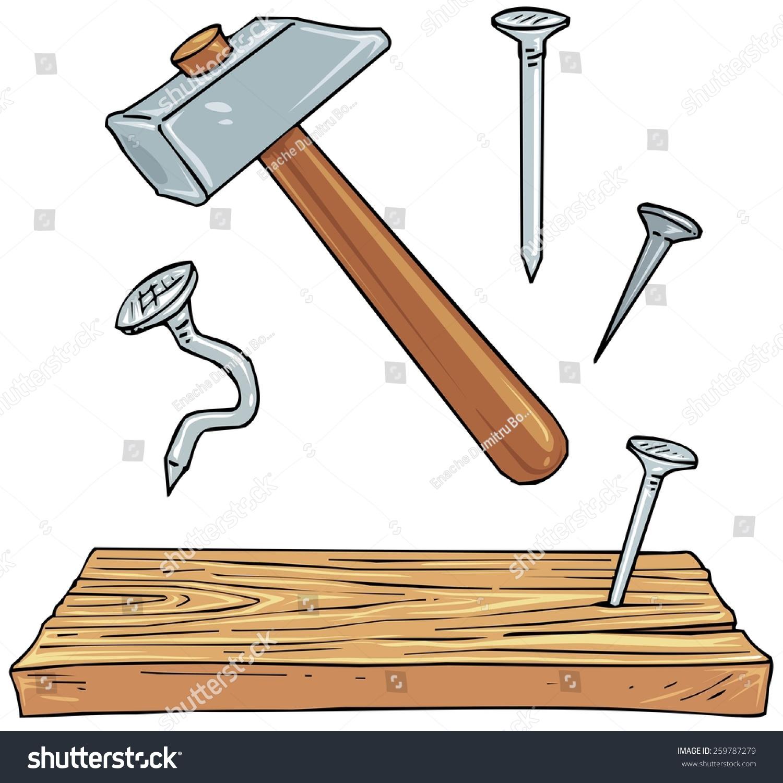 Wood Tools Clip Art