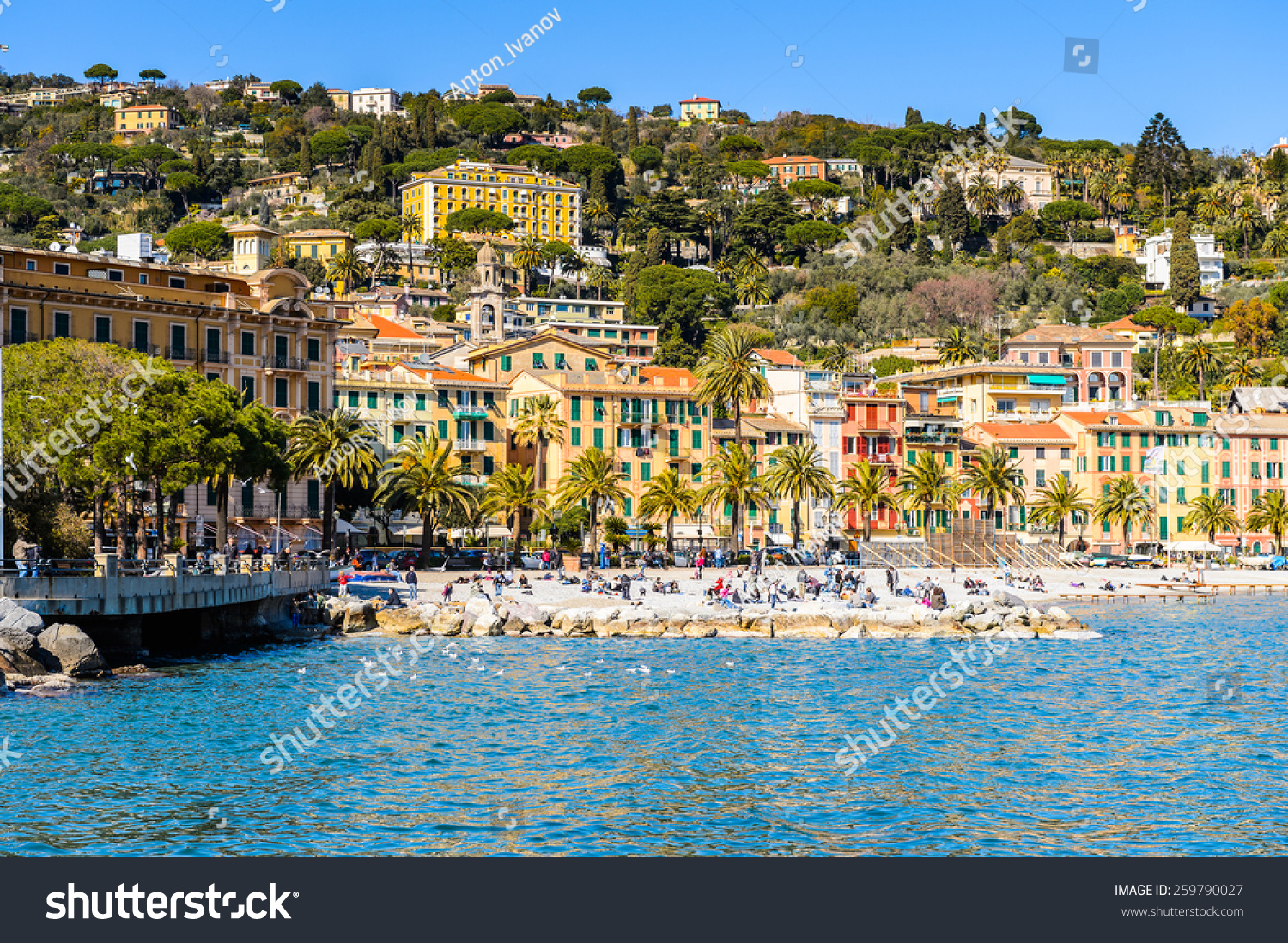Santa Margherita Ligure Italy  city pictures gallery : santa margherita ligure italy mar architecture of santa margherita ...