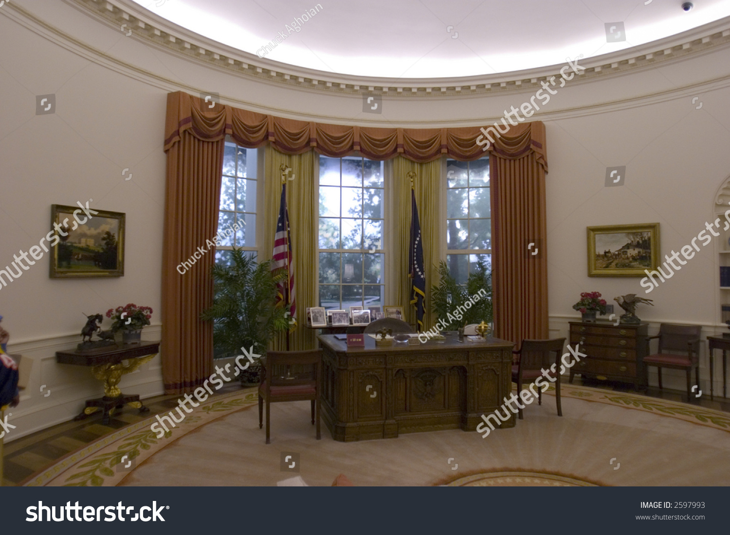 filethe reagan library oval office. White House Oval Office Stock Photo 2597993 Shutterstock Filethe Reagan Library