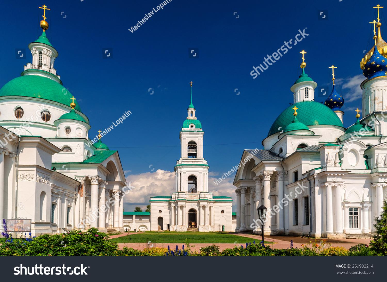 Zachatievsky monastery. Zachatievsky Stavropegic Convent: how to get there 6