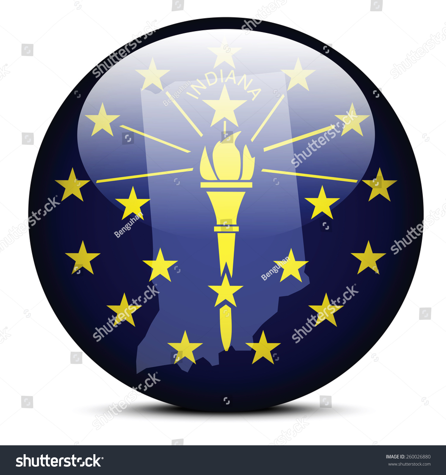 Vector Image Map On Flag on Stock Vector (Royalty Free) 260026880 on ma state map, ne state map, usa state map, indiana state physical map, california state map, florida state map, ecu state map, ari state map, wis state map, indiana state parks map, vol state map, new york state physical map, wyo state map, ny state map, indiana's state map, state of iowa county map, indiana and illinois state map, northern indiana state map, big indiana state map, indiana state city map,