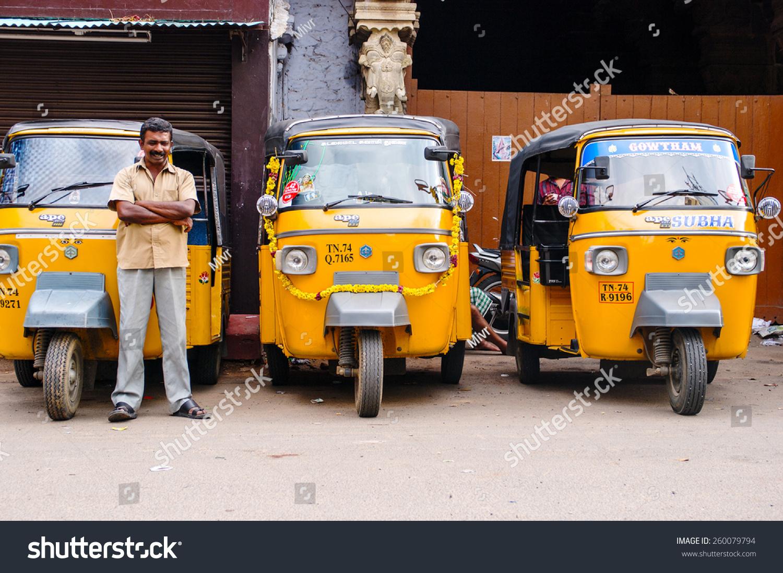 Auto Rickshaw For Rent In Trivandrum: December 11, 2011: Indian Auto