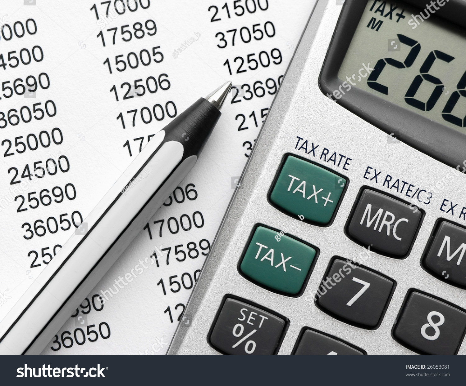 Tax calculator stock options