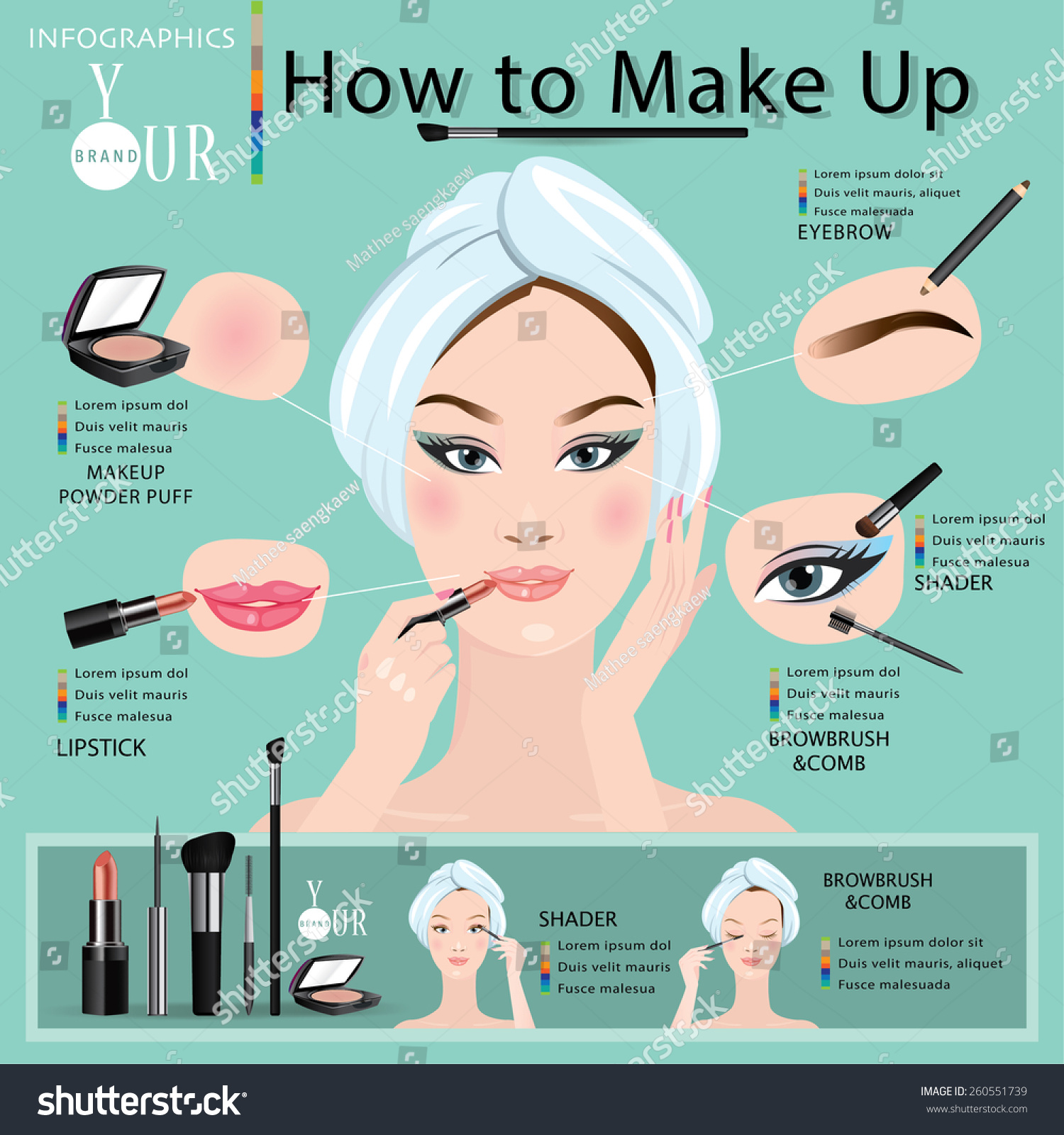 How To Make A Beautiful Woman With Makeup