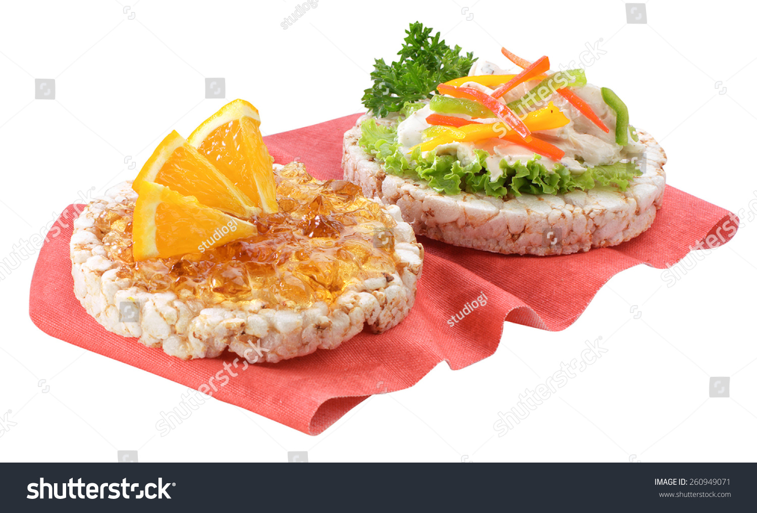 Canape appetizer stock photo 260949071 shutterstock for What is a canape appetizer