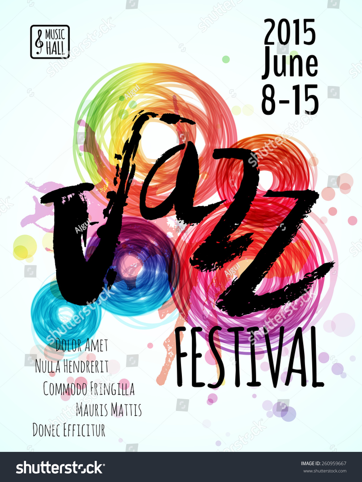 jazz music festival posters jazz blues music festival poster