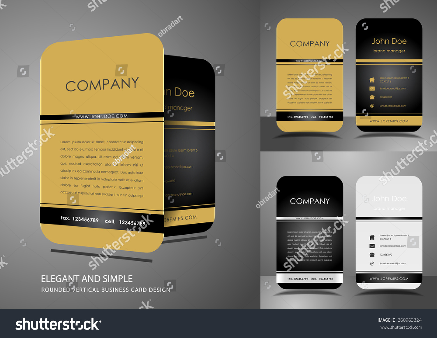 Gold Color Business Cards Image collections - Free Business Cards