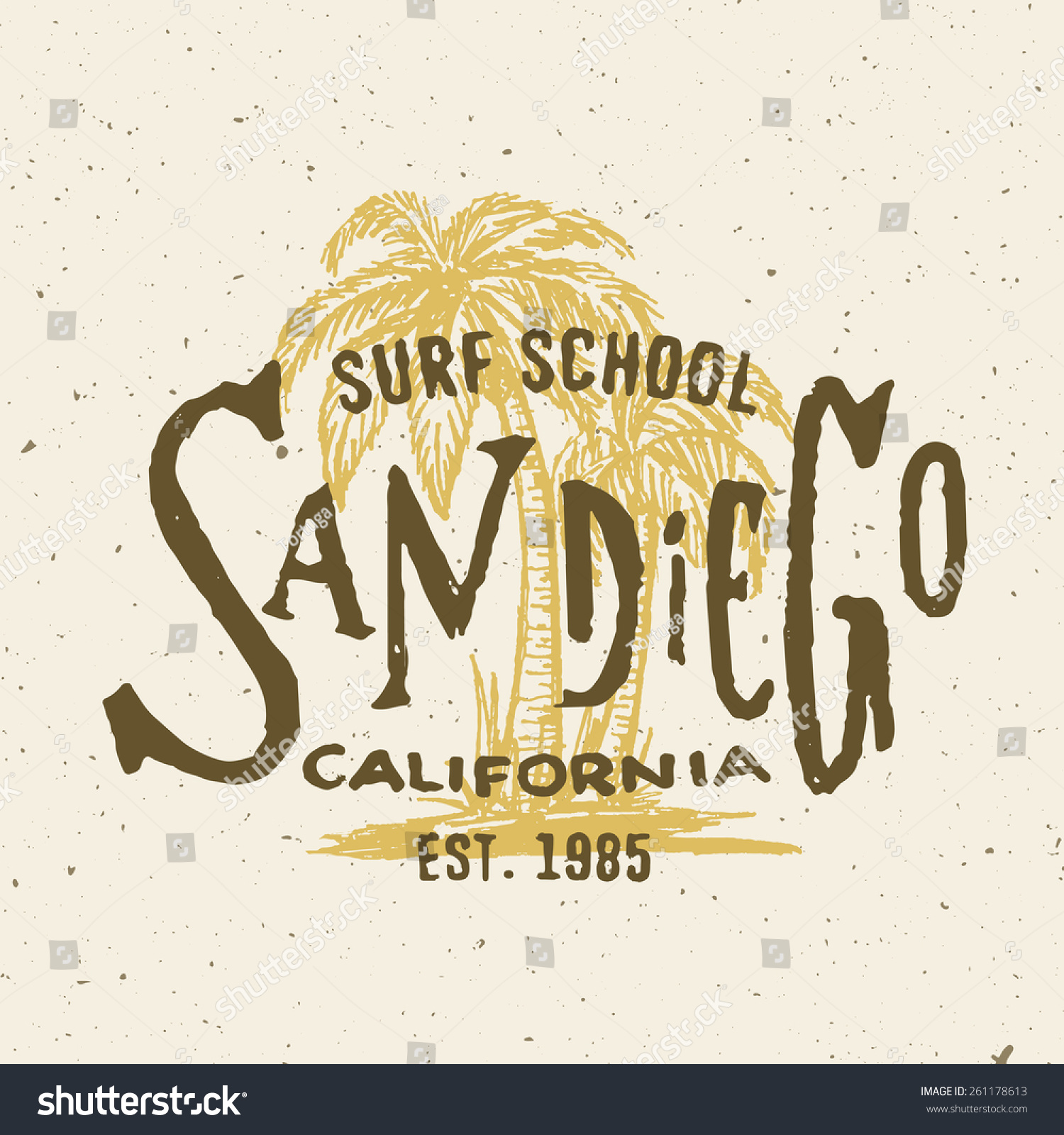 Shirt design san diego - San Diego California Surf School T Shirt Graphic Vintage Apparel Fashion Tee Design Retro