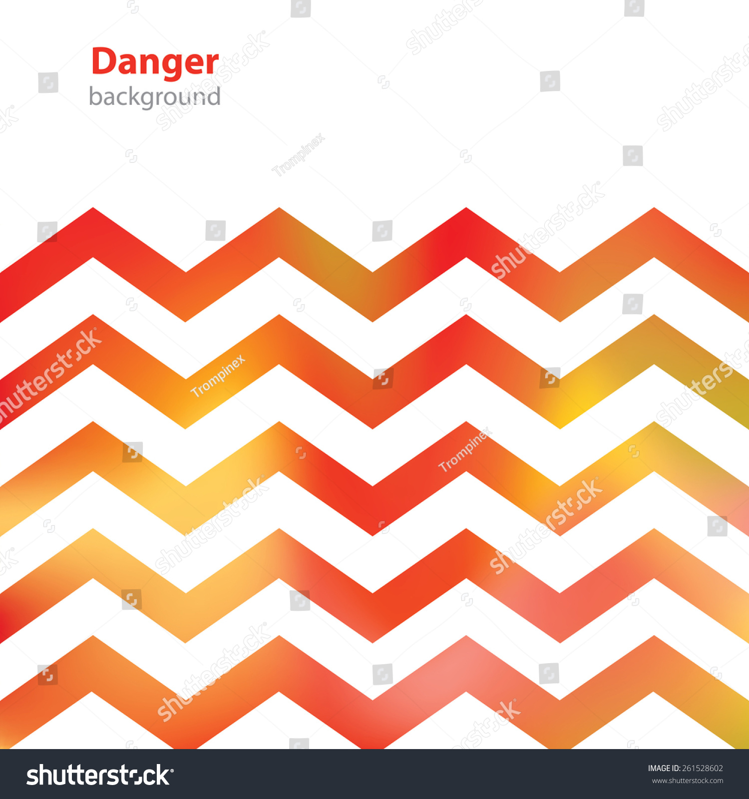 Abstract Chevron Pattern Zig Zag Background Stock Vector Royalty