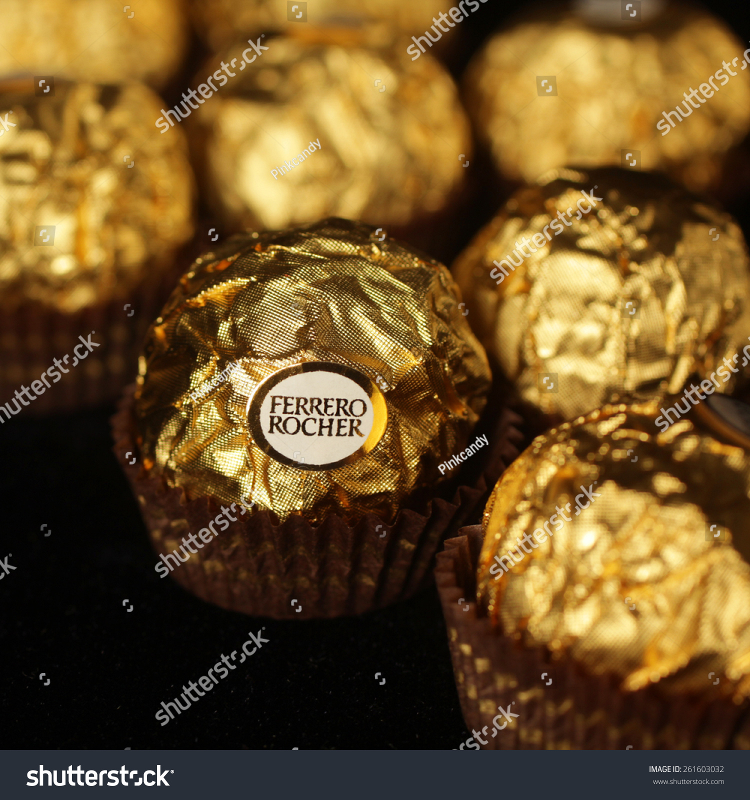 Ferrero Rocher Stock Symbol Image Collections Definition Of Symbolism T24 Coklat 24pcs Montreal Canada February 05 2015 Photo Edit Now