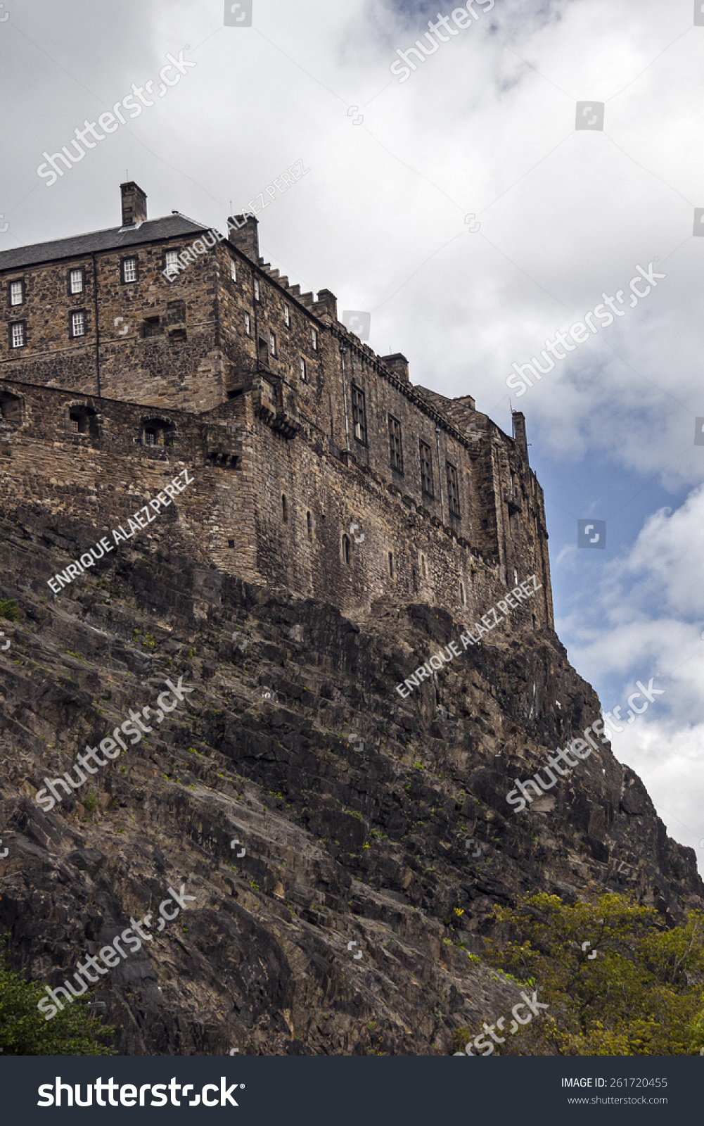 stock edinburgh castle - photo #42