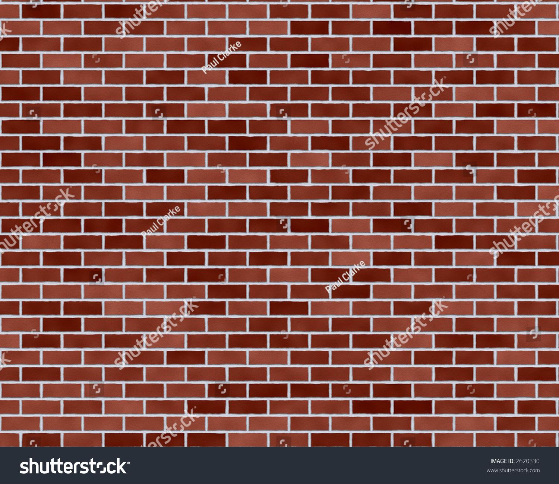 dark red brick wall background textured stock photo
