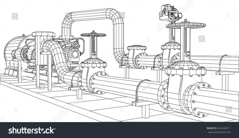 clipart industrial equipment - photo #35