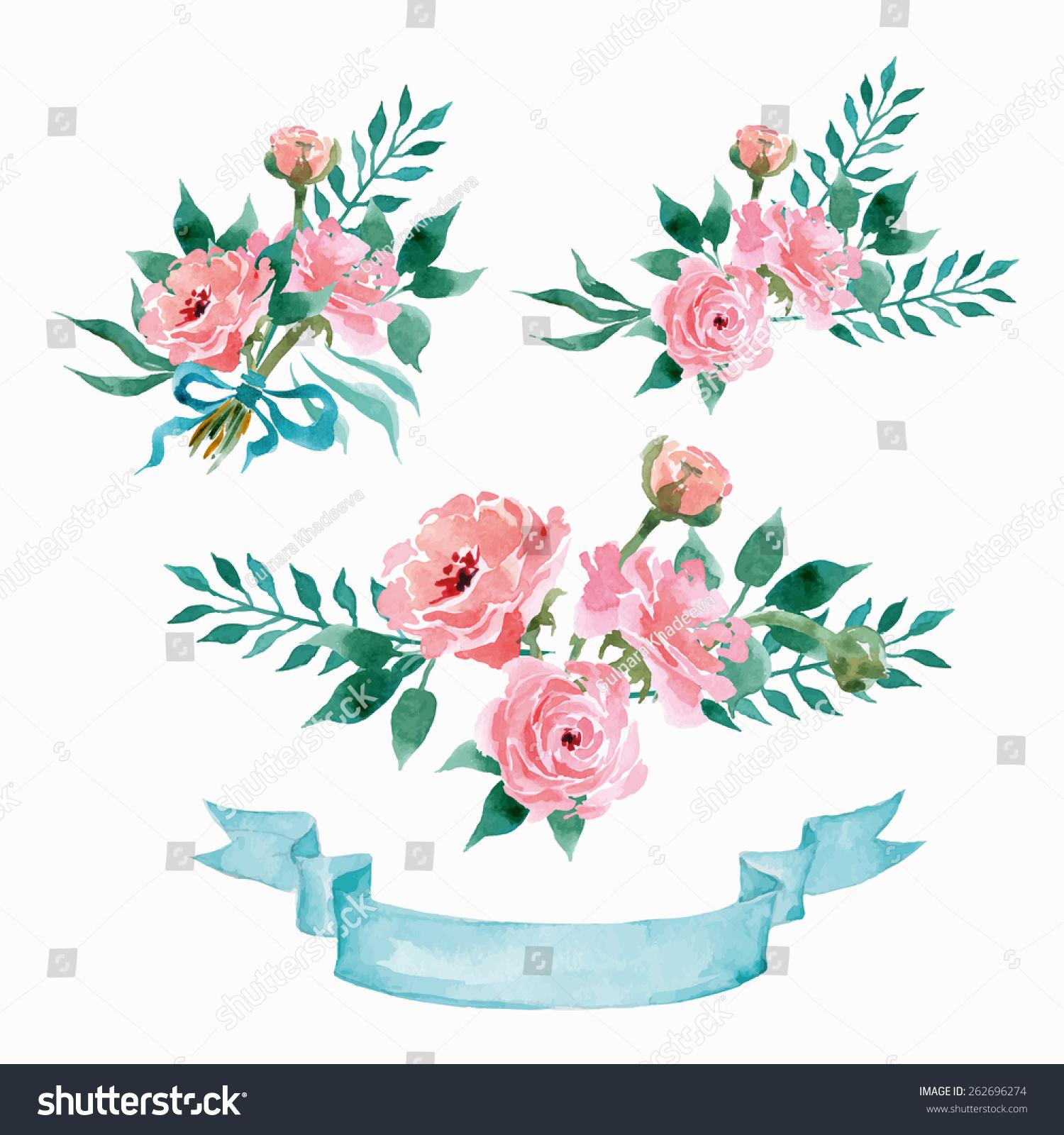 Wedding Flowers Drawing Silk Wedding Flowers Brisbane Wedding