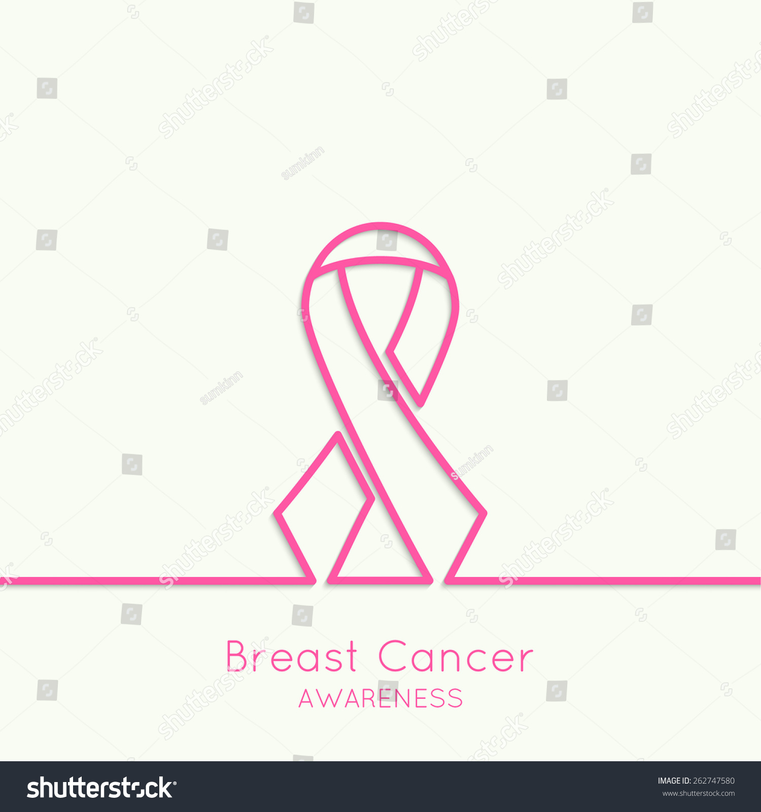 how to get breast cancer ribbon on twitter