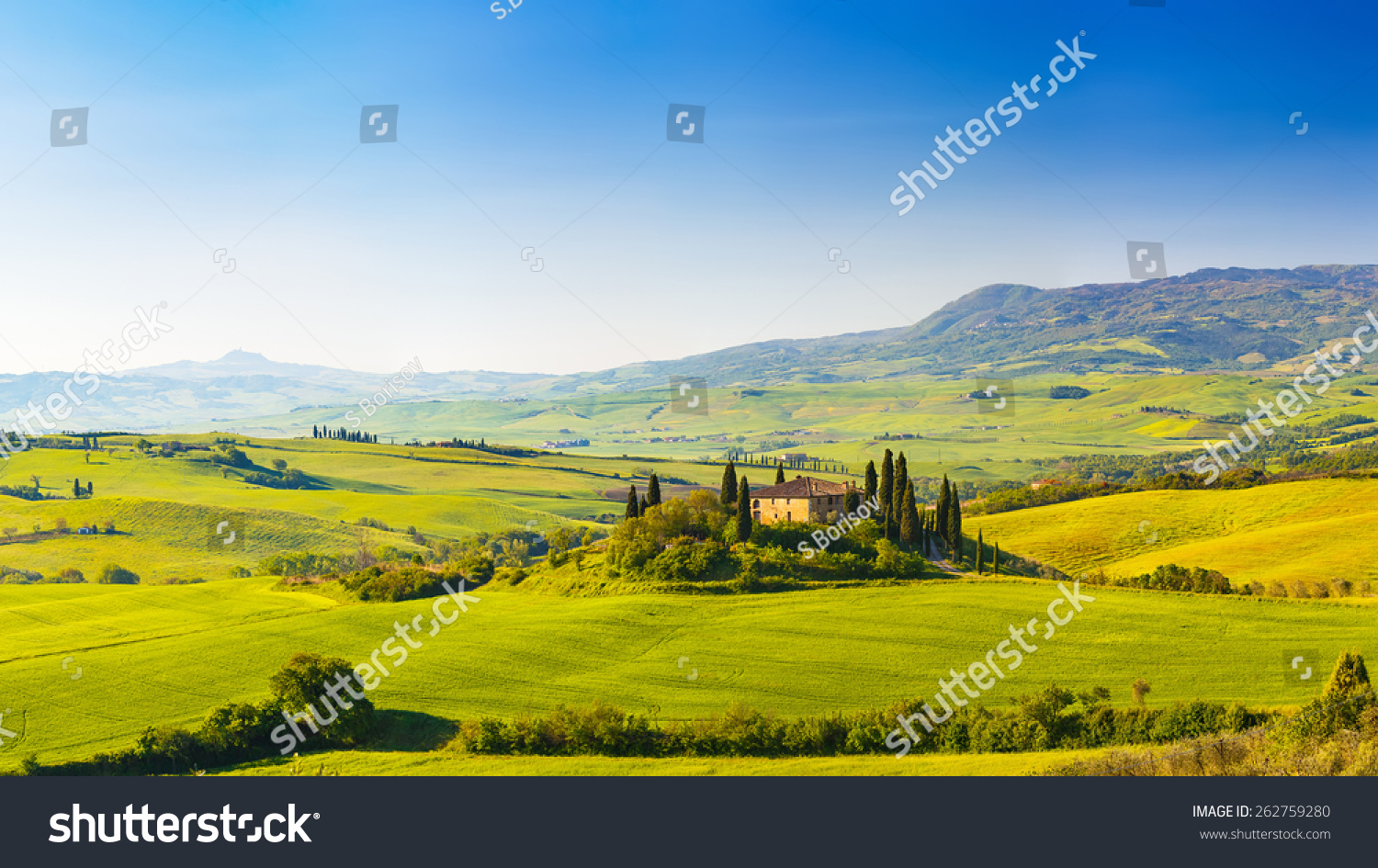 beautiful tuscany landscape italy - photo #21