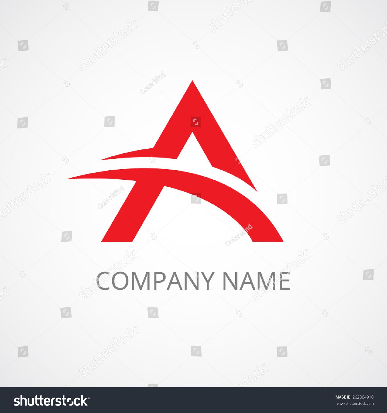 Letter Logo Stock Vector 262864910 Shutterstock