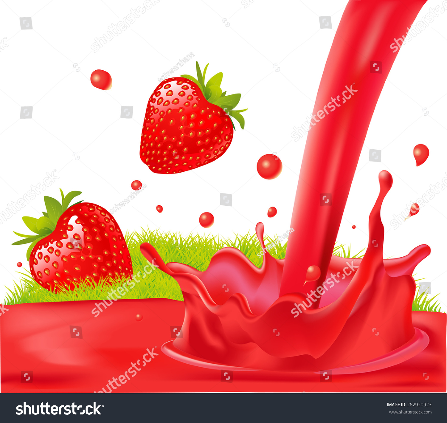 how to get juice out of strawberries
