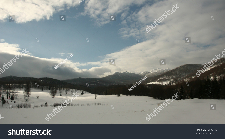 towards the snowy - photo #32