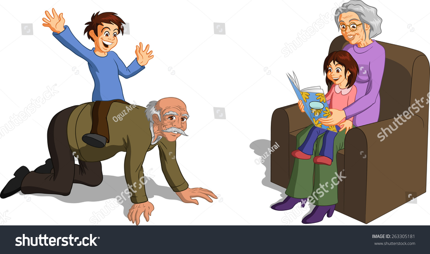 spending time with grandparents essay