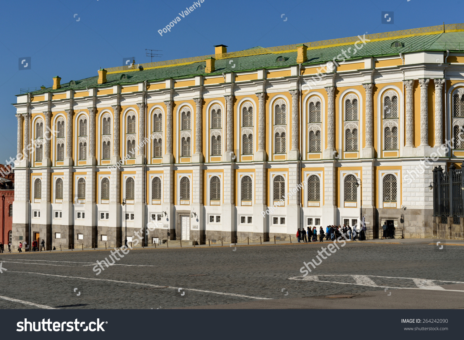 The Kremlin Armory: photos and reviews of tourists 74