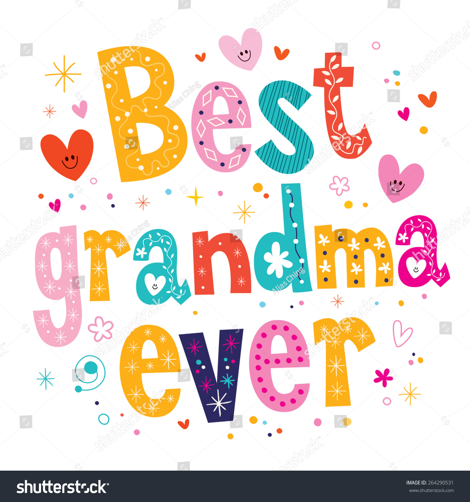 the greatest grandmother ever No girlfriend, best friend, aunt, niece or cousin will ever outdo your grandma the list of reasons as to why your grandma is the best never really ends.
