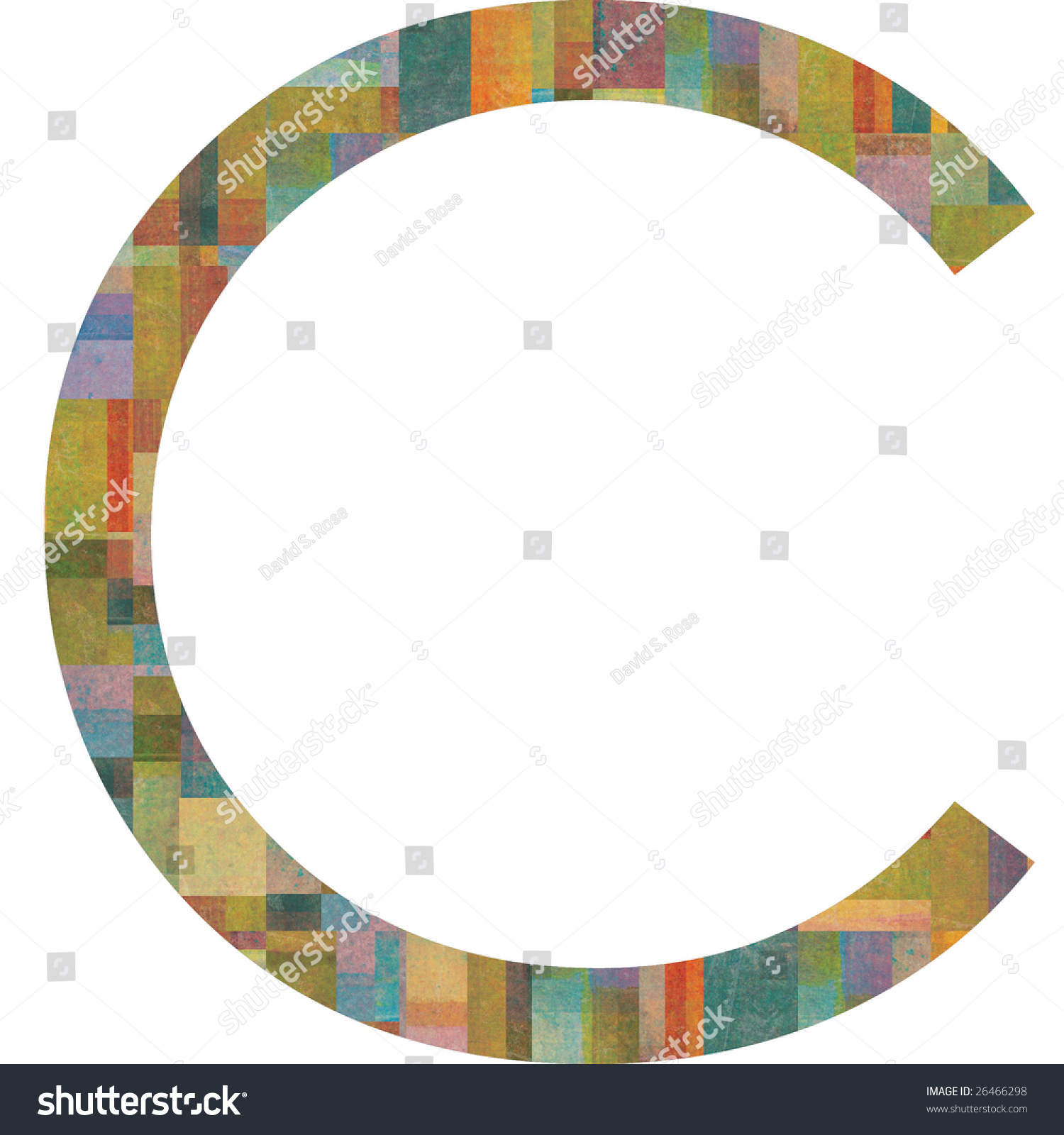 letter c alphabet symbol design stock illustration 26466298 shutterstock. Black Bedroom Furniture Sets. Home Design Ideas
