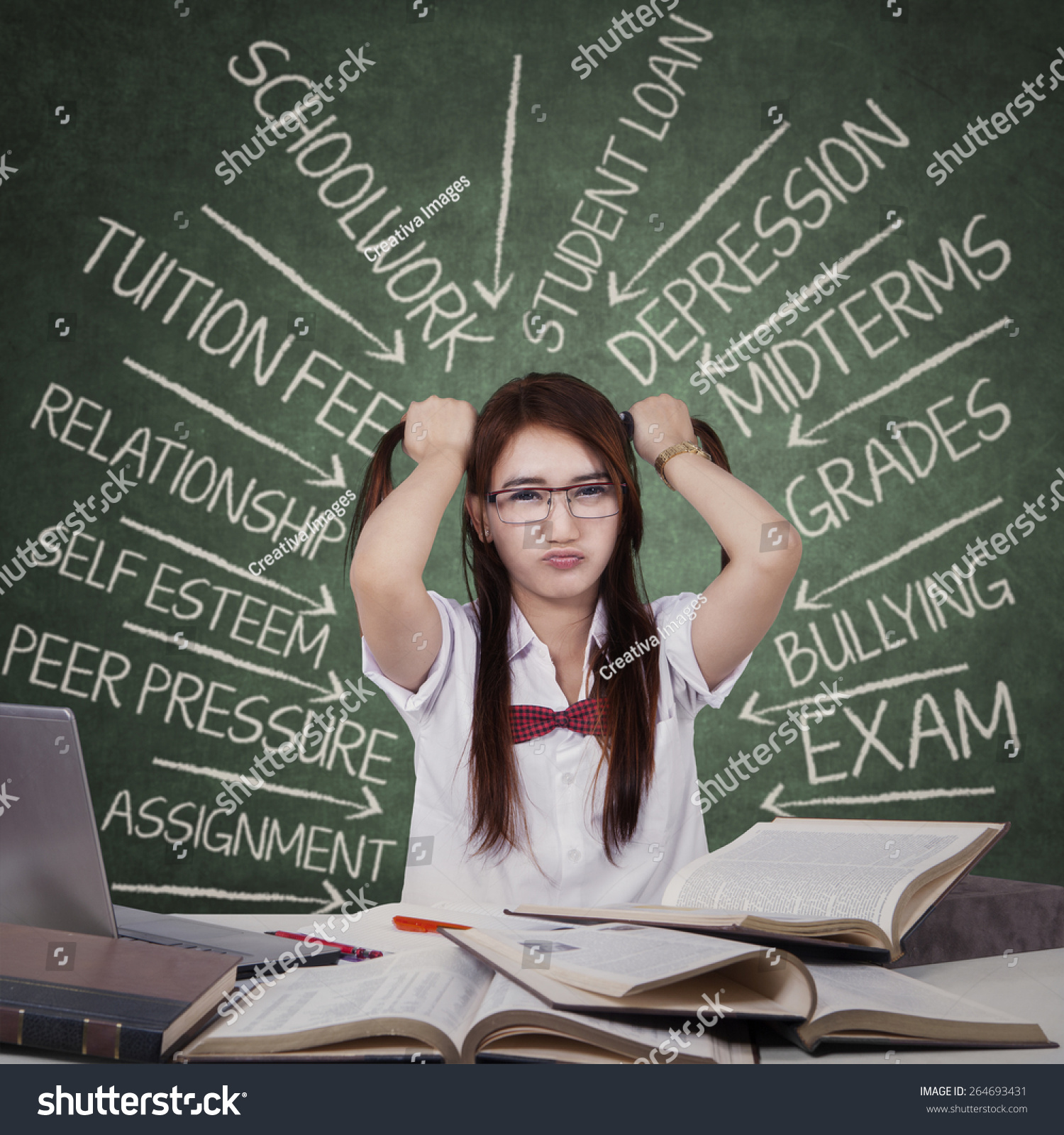 Agree, problems faced by working adult student for that