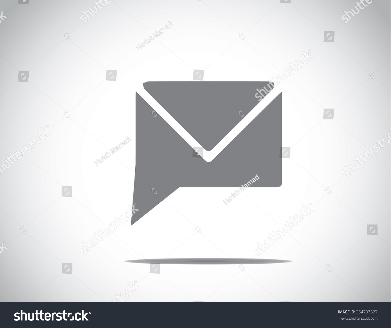 Email background image - Unique Simple Chat Or Messenger Email Client Icon Symbol With Bright White Background Social Media