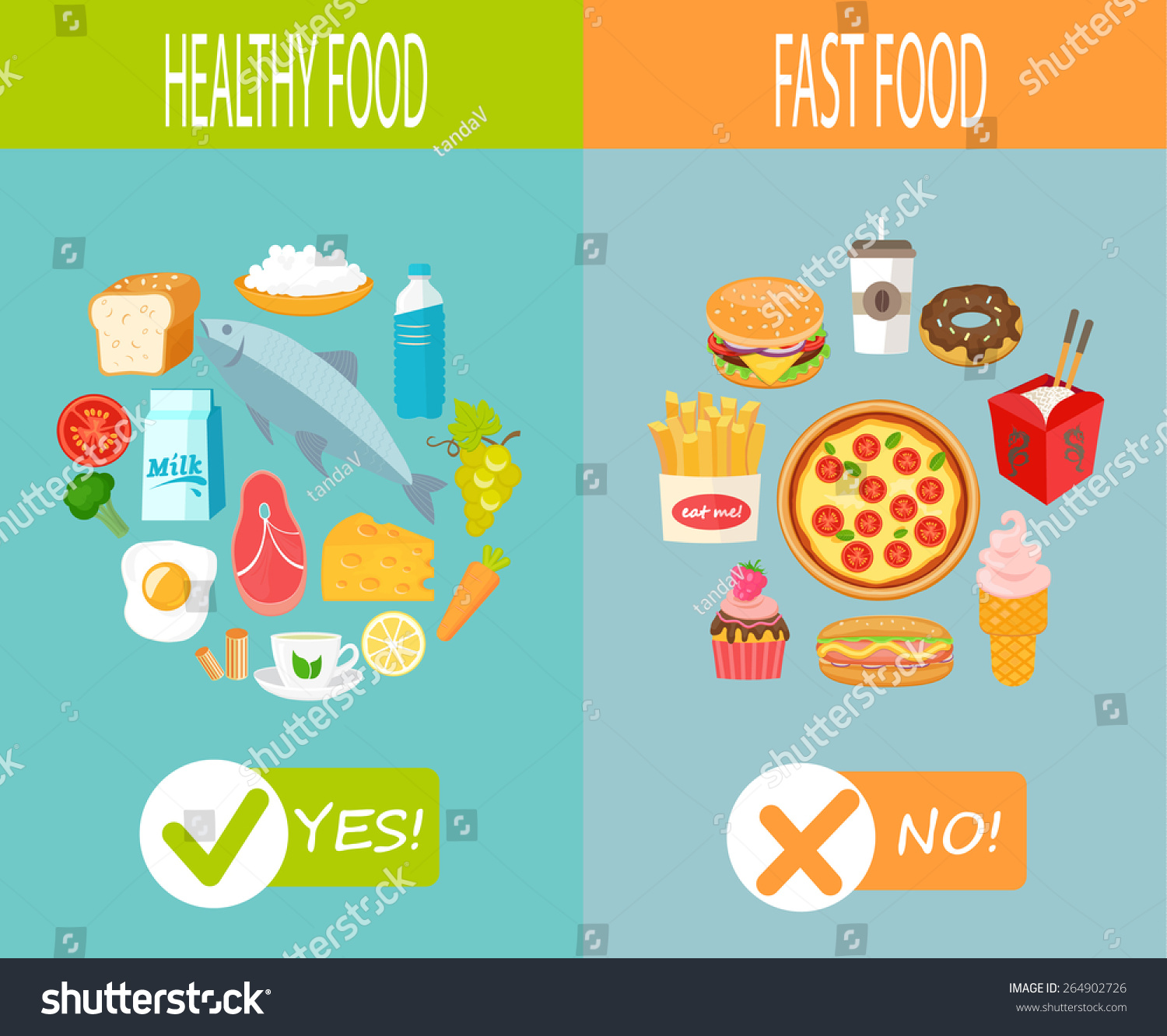 less fast food more healthy life Most fast foods are based on cheap, unhealthy ingredients however, many fast food places have now started offering healthy alternatives there are even some major chains that focus exclusively on providing healthy fast food these can be life-savers when you don't have the time or energy to cook a healthy meal.