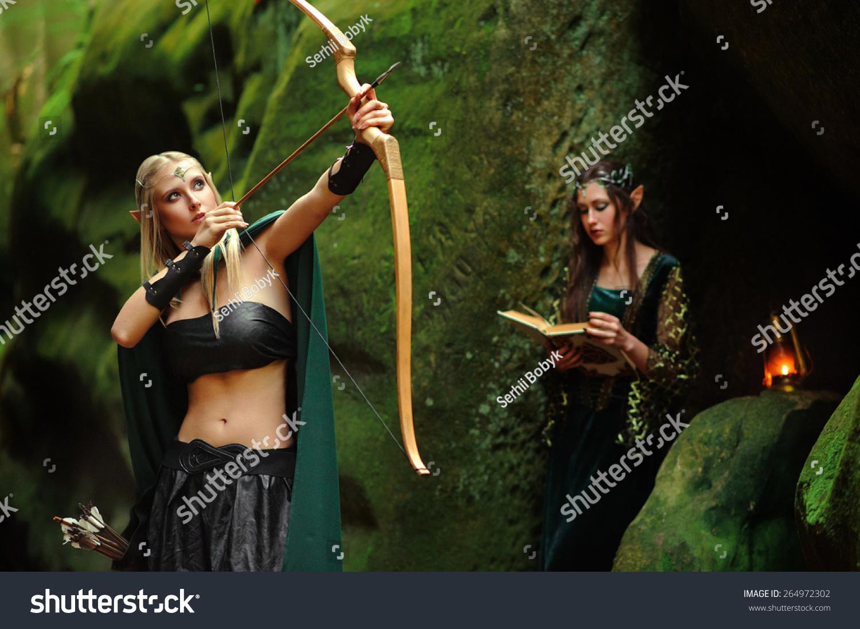 Beautiful Naked Elf Women 66