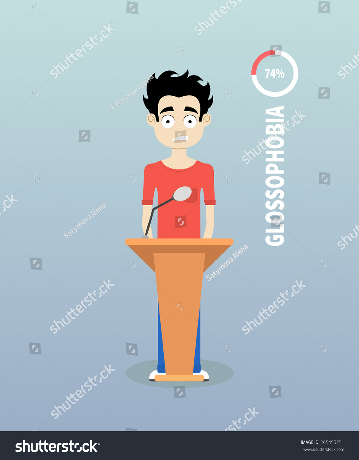 glossophobia essay Glossophobia is considered to be the fear of speech some people say they would rather die than speak in public in fact glossophobia, of fear of speaking, has surpassed even dying in some surveys.