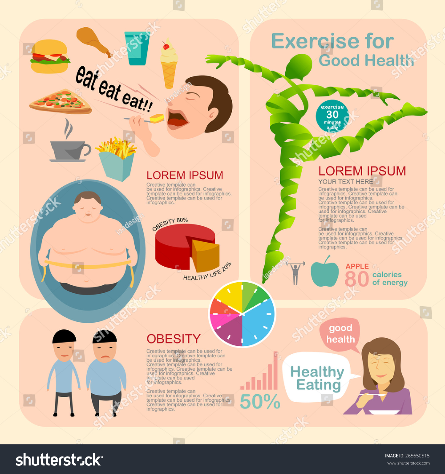 good food and exercise for a Learn how to make healthier food choices when you're  nutrition: how to make healthier food  combine healthy food choices with regular exercise and.