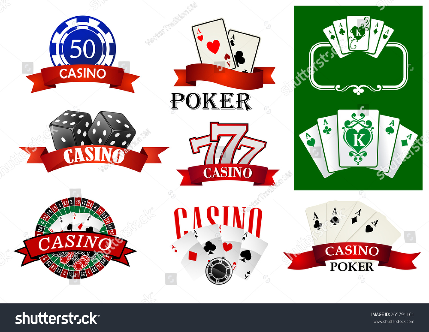 seven luck casino poker