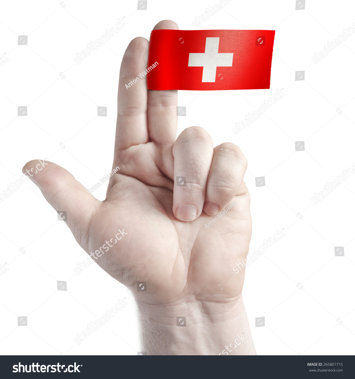 Symbol gun victory two fingers flag stock photo 265801715 symbol gun and victory two fingers and flag of swiss biocorpaavc