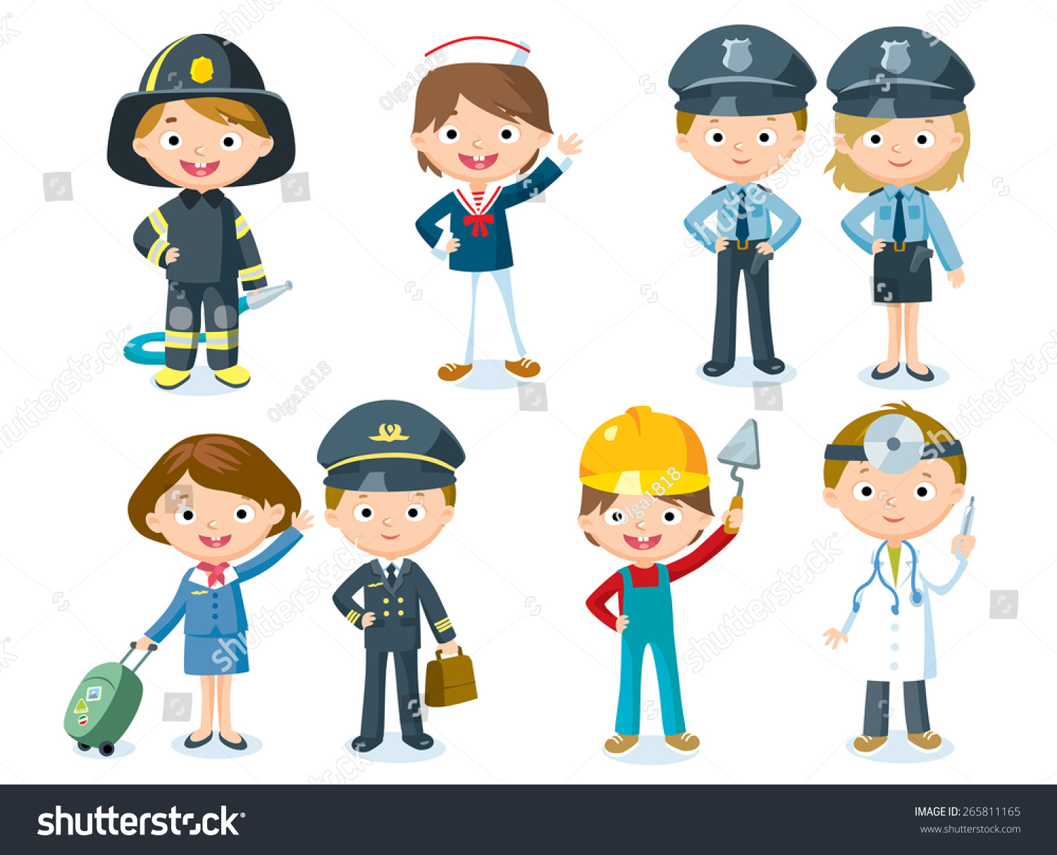 professions for kids Here is a list of 15 of the top kids' dream jobs, and their average salaries does your childhood dream job make the list is your current job on the list.
