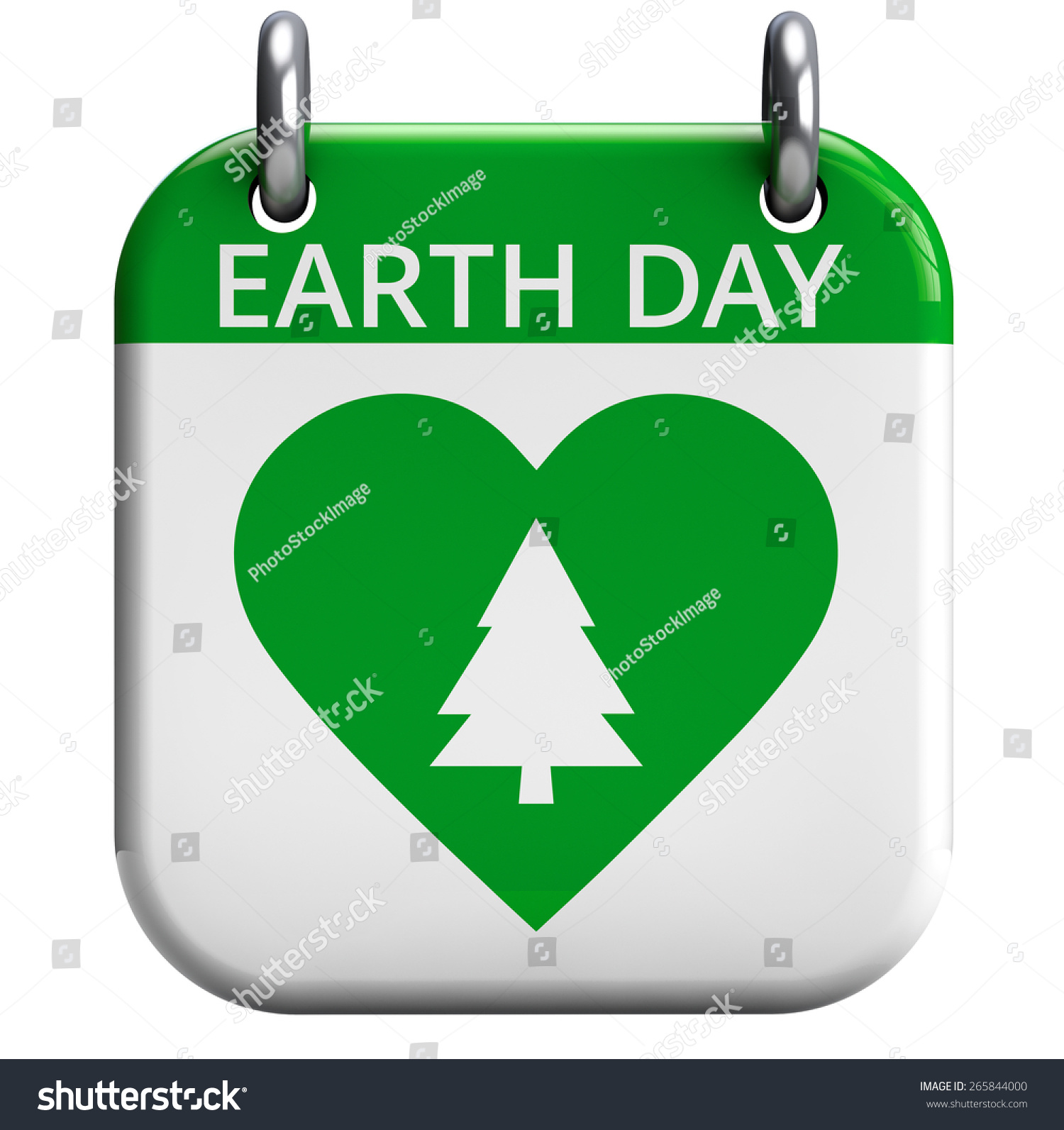 Earth day april 22 calendar date stock illustration 265844000 earth day april 22 calendar date symbol icon isolated on white and clipping path included buycottarizona