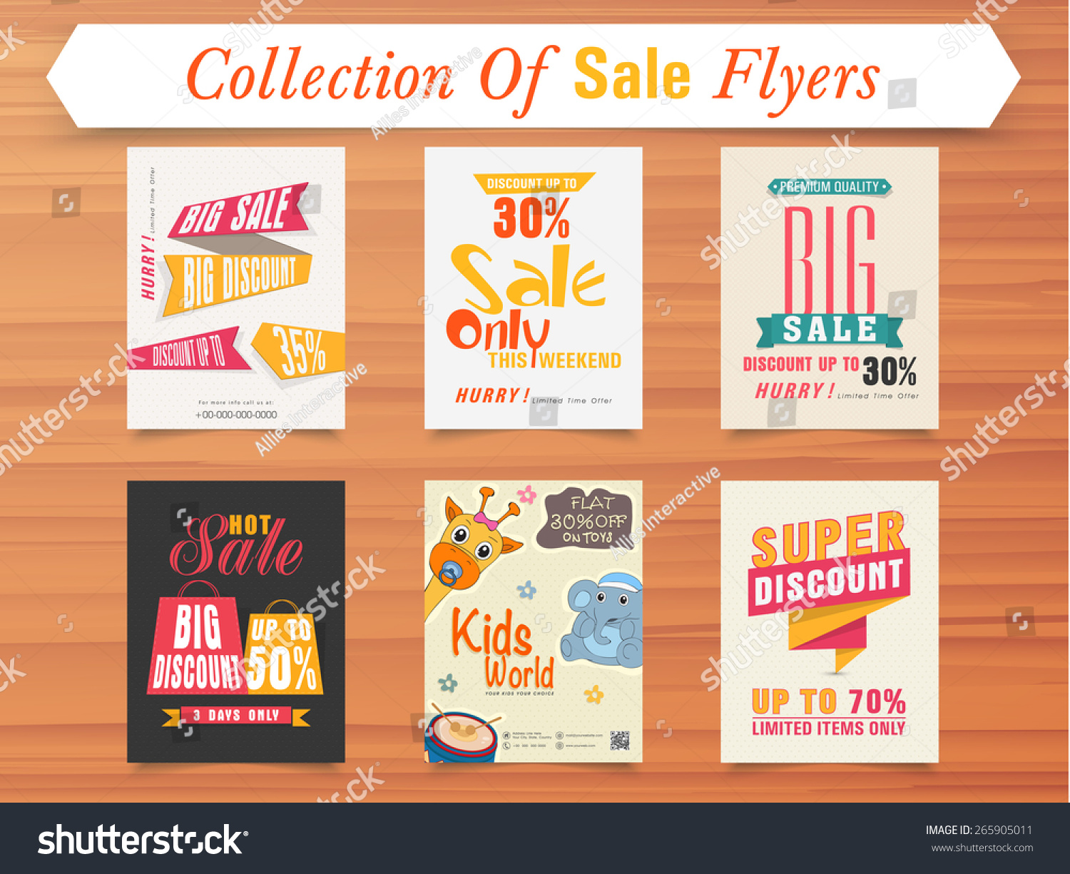 big super discount offer limited stock vector 265905011 big super discount offer for limited time stylish poster or flyer collection on