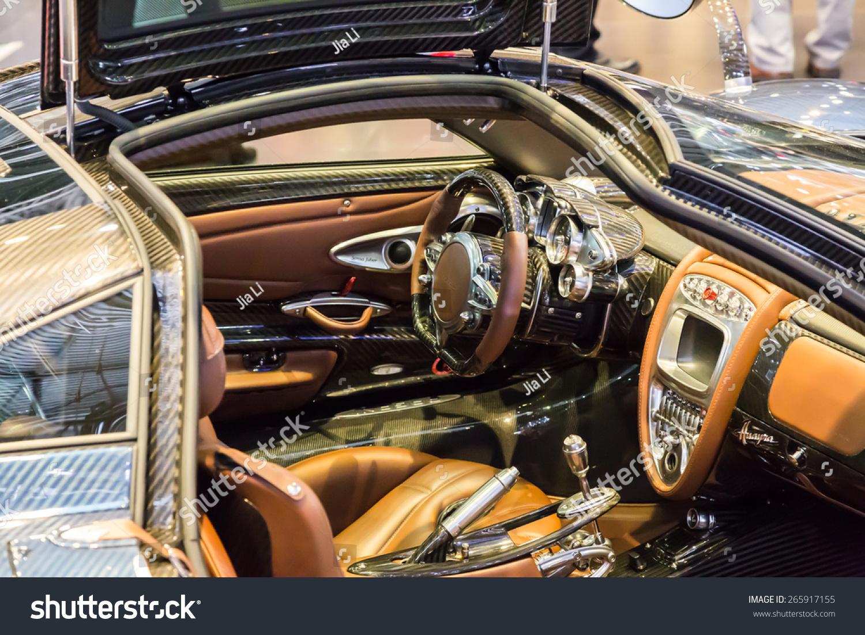 Huayra Car Interior Oscargilaberte Com