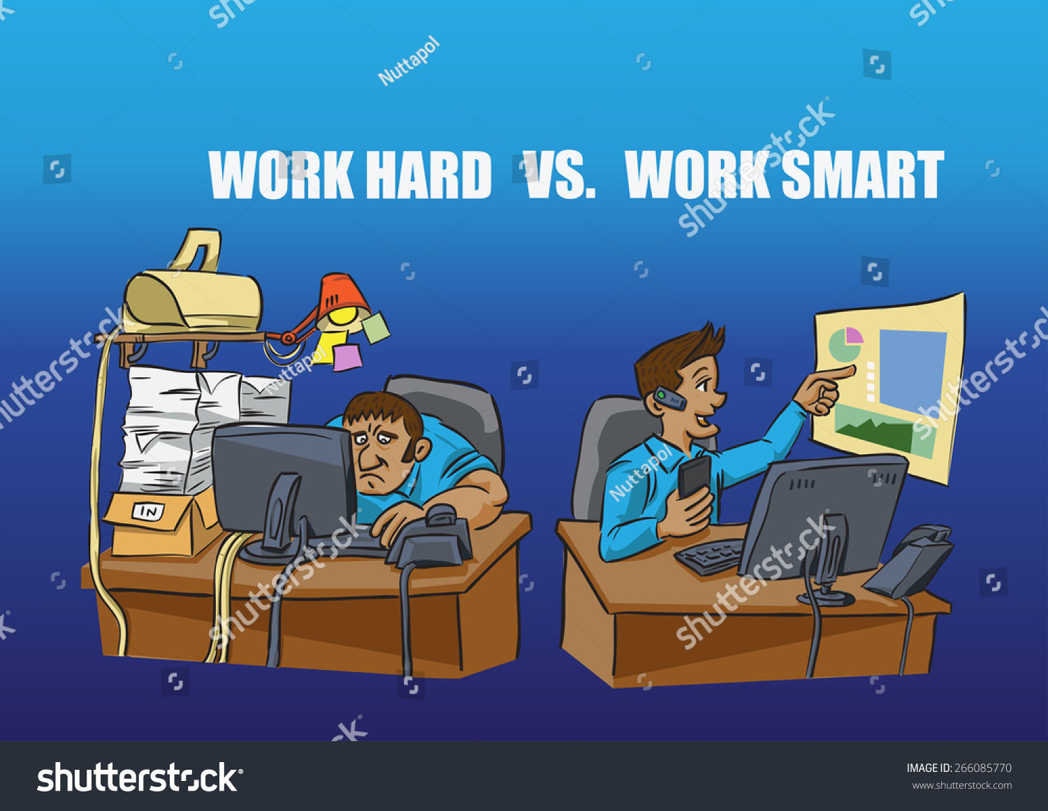 Is forex smart work or hard work