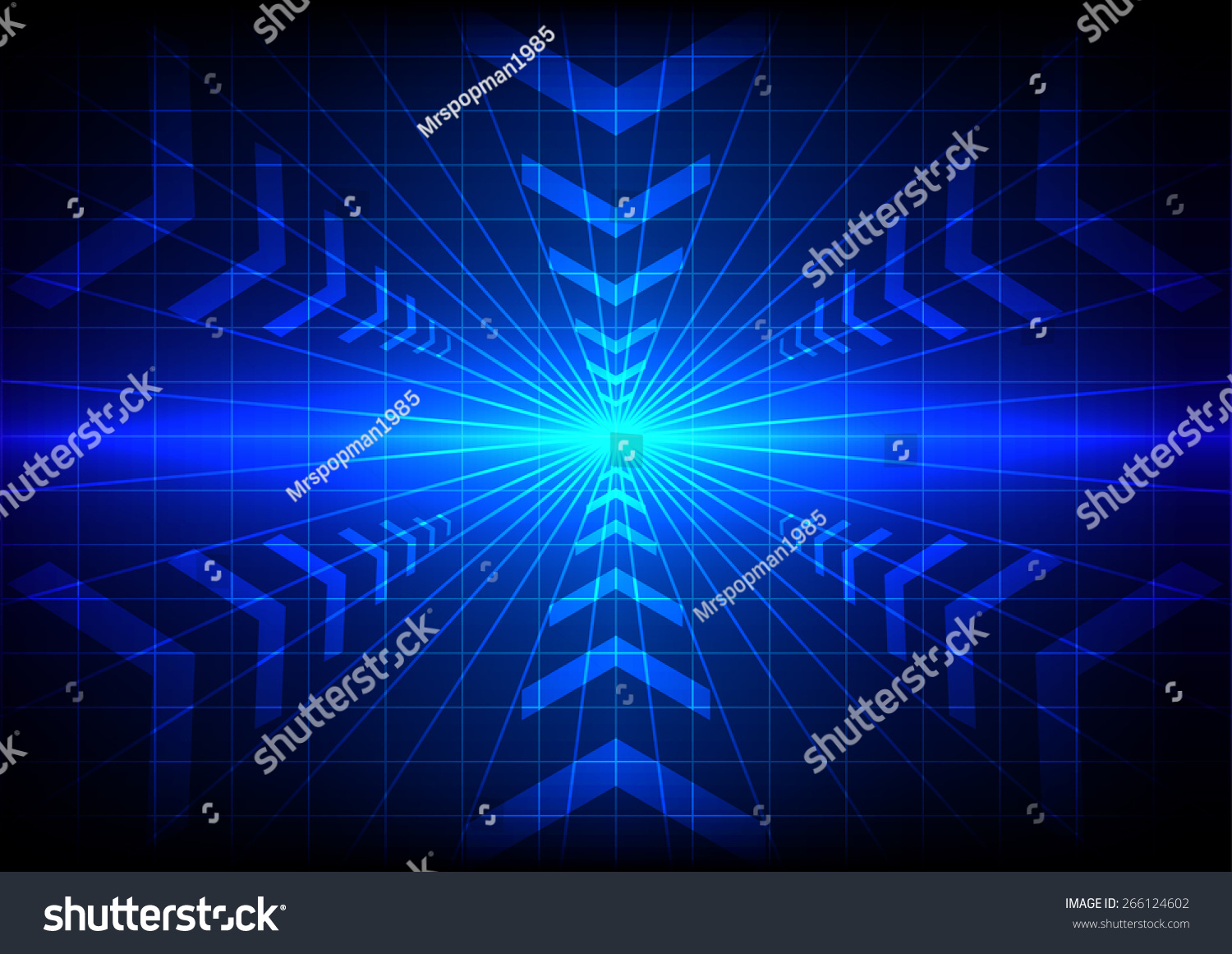 blue abstract light effect - photo #12