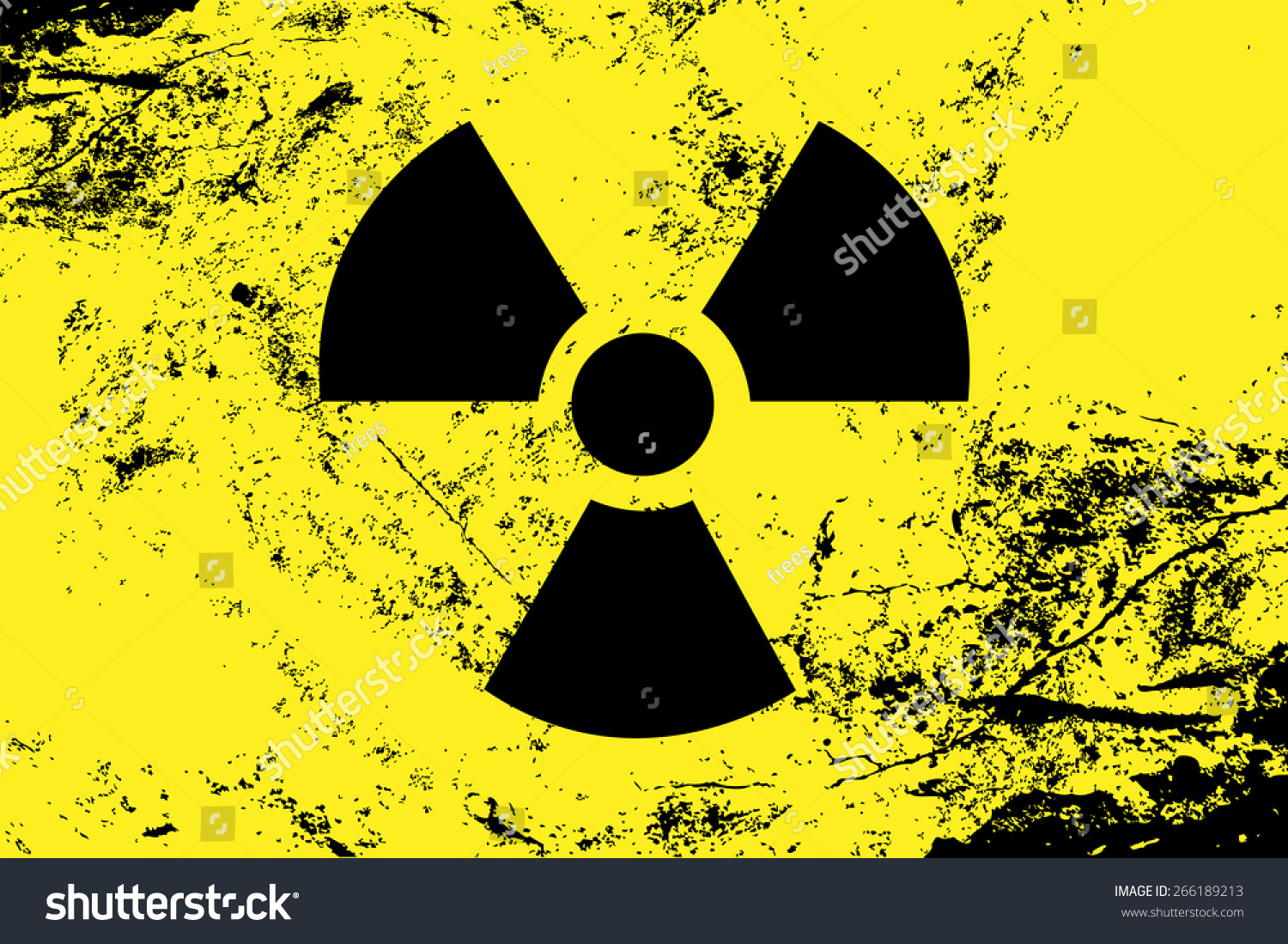 Radioactive symbol radiation nuclear atomic energy stock vector radioactive symbol radiation nuclear atomic energy toxic waste quarantine biocorpaavc Image collections