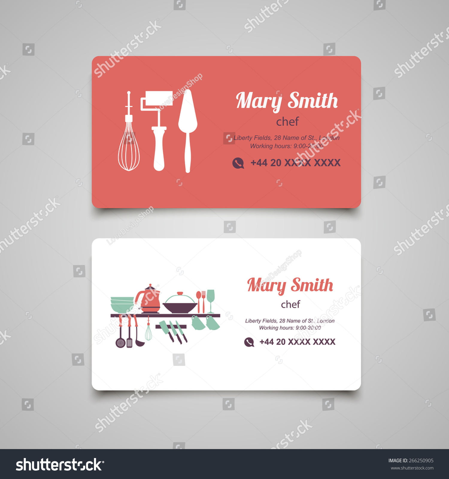 chef s catering business card templates resume customer service