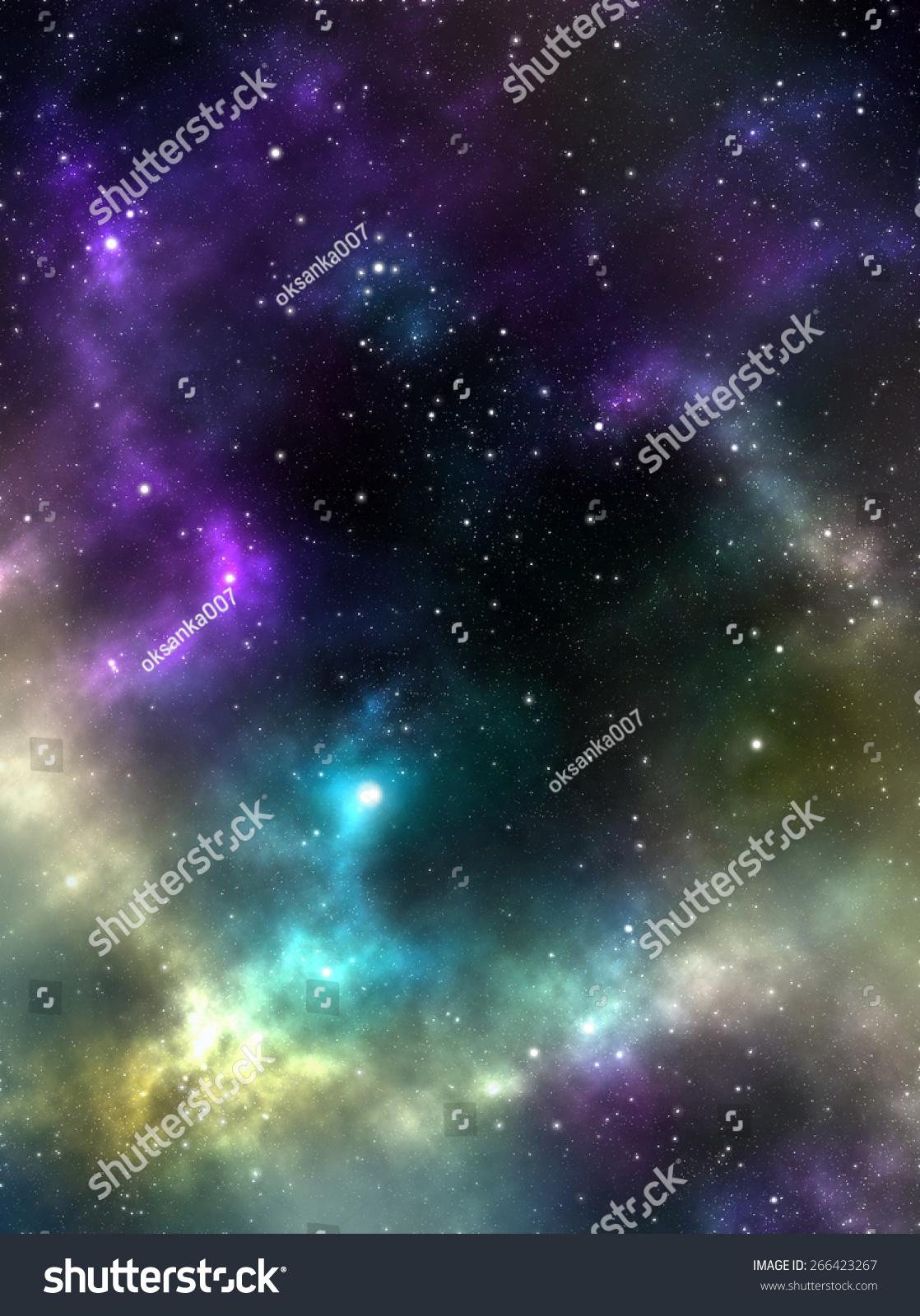 Unknown Nebula, New Galaxy, Stars. Space Stars Wallpaper ...