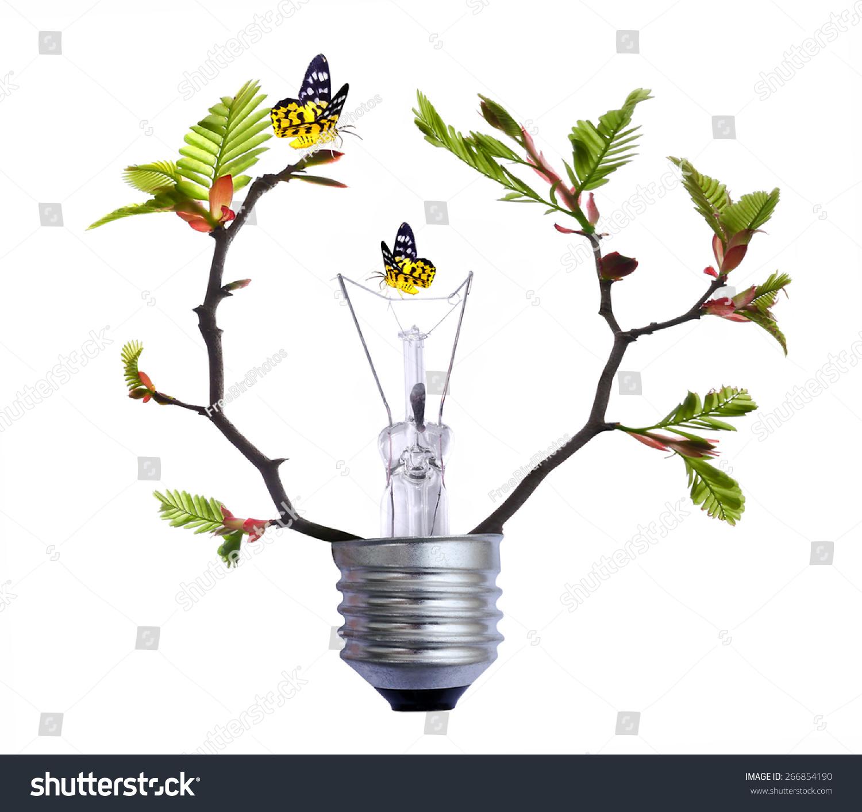 green energy light bulb  sc 1 st  Shutterstock & Green Energy Light Bulb Stock Photo 266854190 - Shutterstock azcodes.com