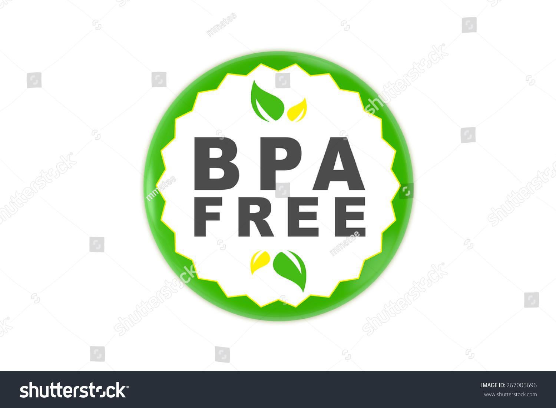 Bisphenol Free Symbol Stock Illustration 267005696 - Shutterstock