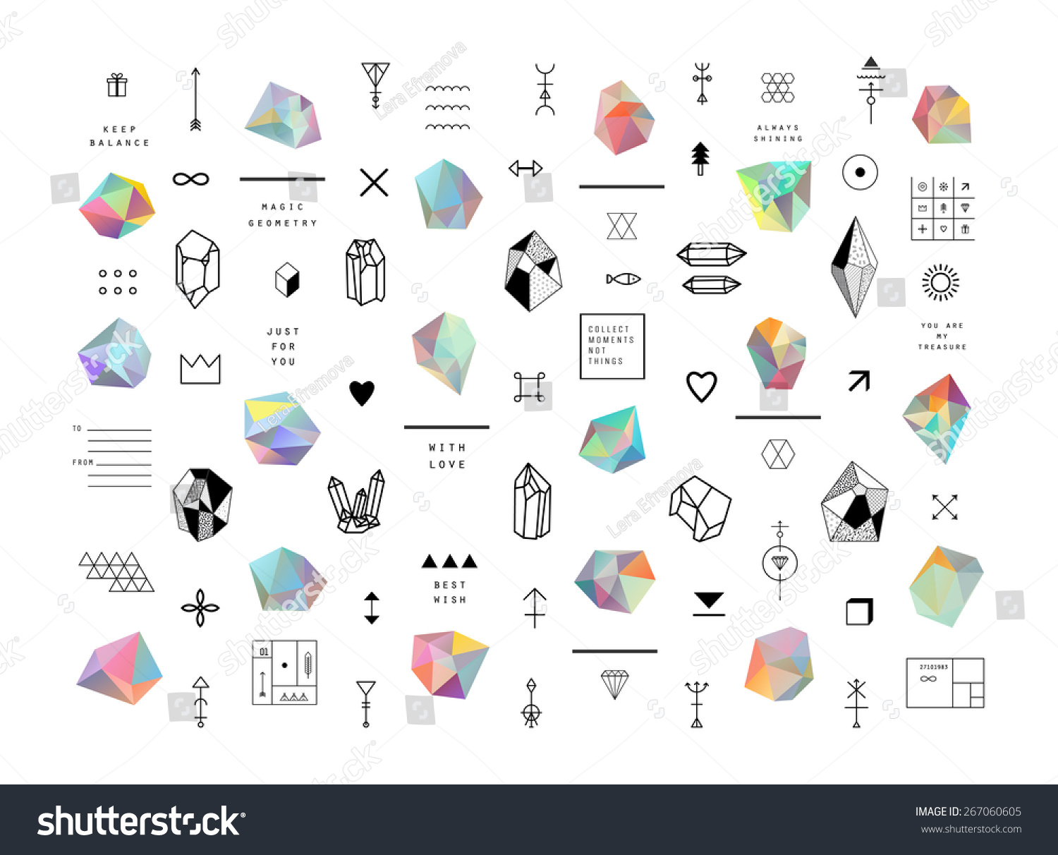 The gallery for --u0026gt; Geometric Shapes Chart