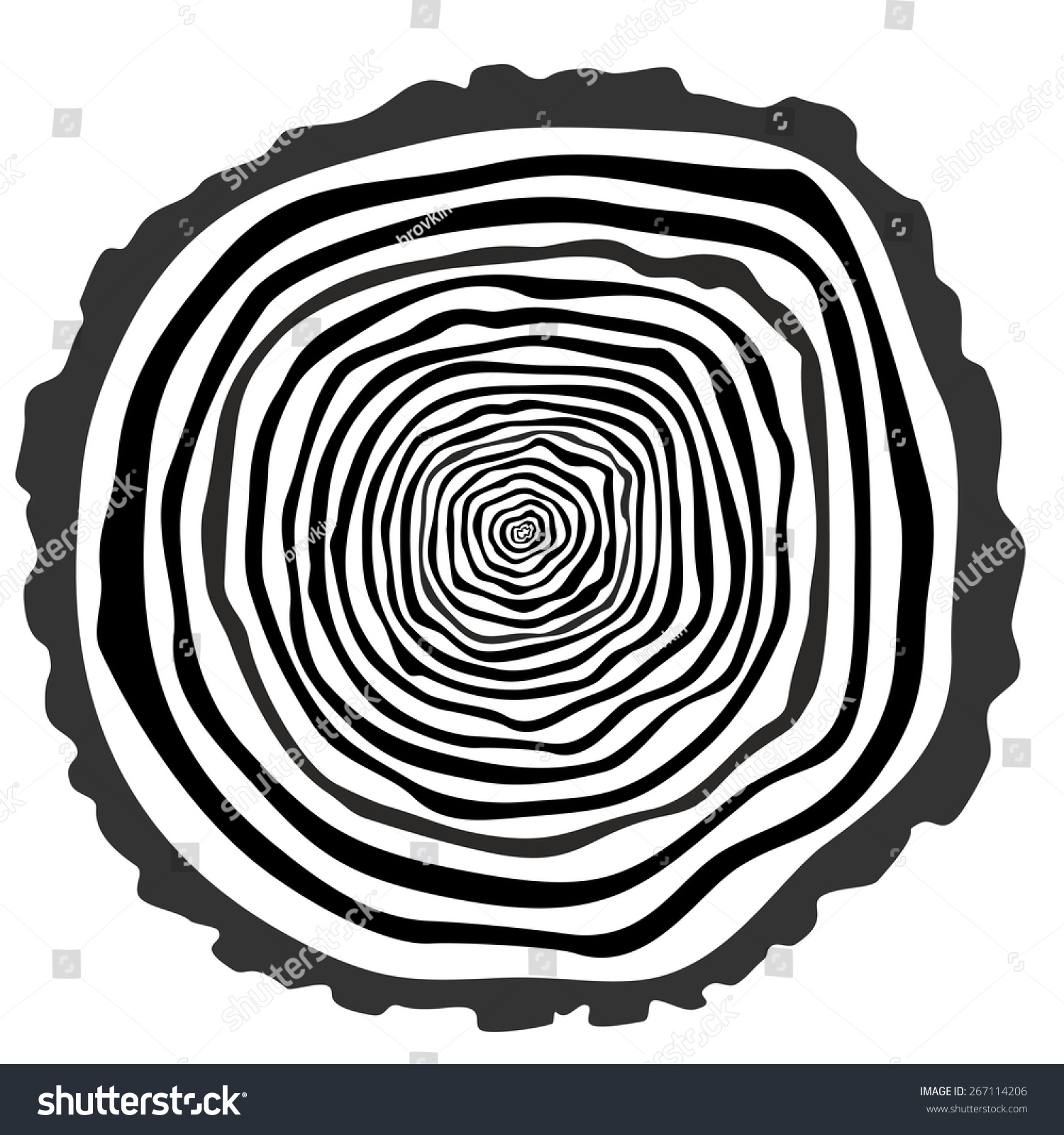 Vector Tree Ring - Download Free Vector Art, Stock Graphics &- Images